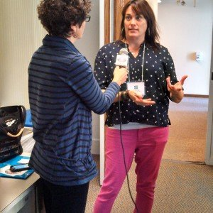 "Wndy Blom of SCATV interviews Meredith Walker of ""Smart Girls at the Party"" about her inspiring talk to girls about being their authentic selves."