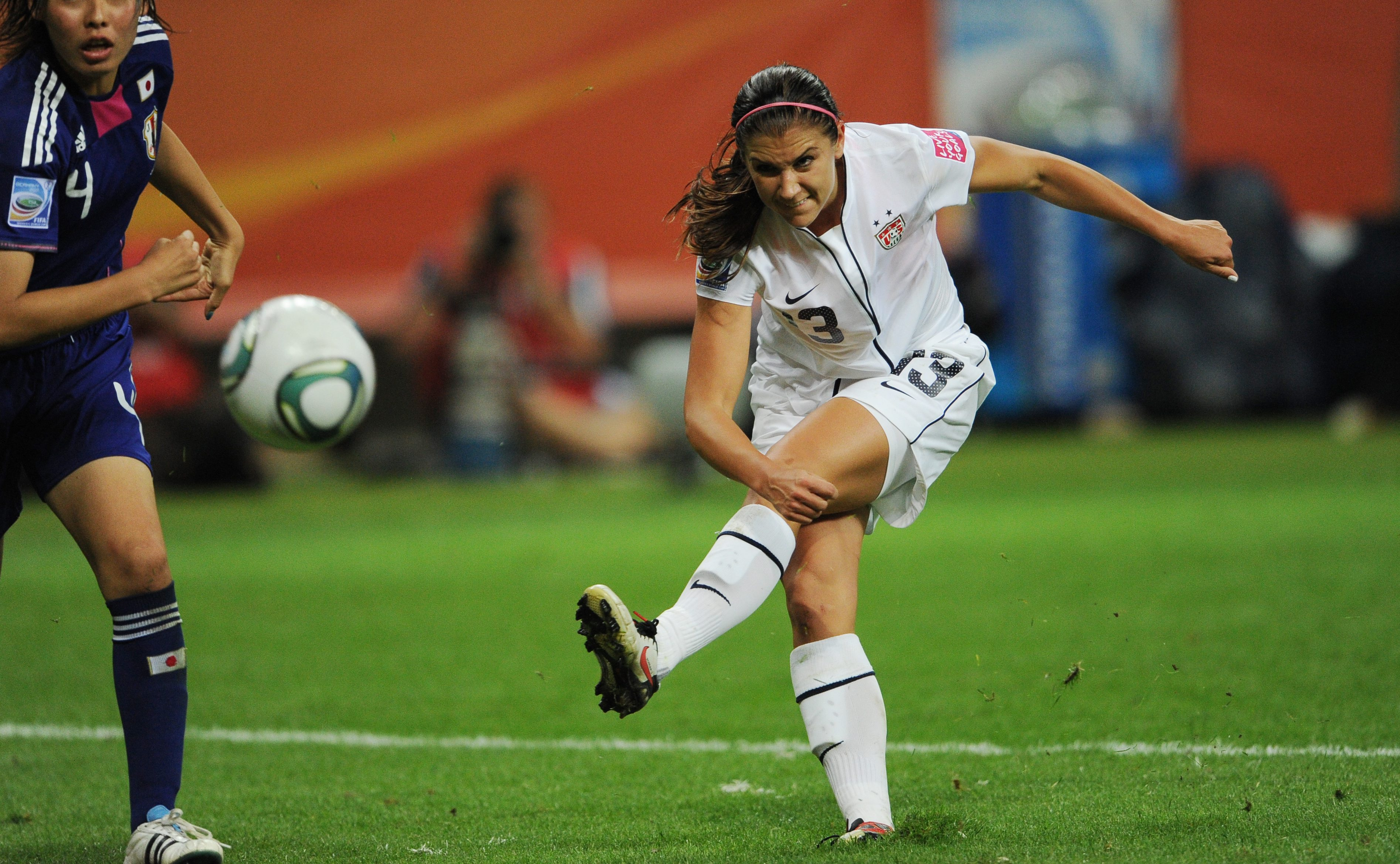 Women's World Cup image - athletic