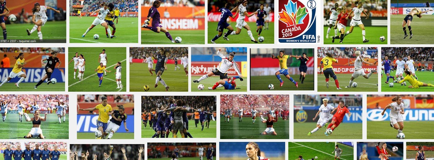 "Typing ""World Cup"" into Google won't get you these images"