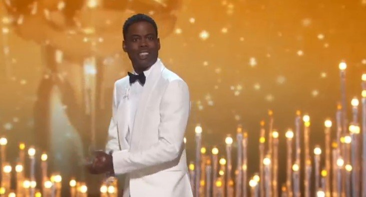 Chris Rock, Oscars monologue