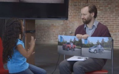 chevy ad focus group with children