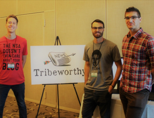 Tribeworthy team creates a social network where everyone can practice media literacy
