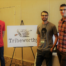 Jared Fesler (Brand Manager), Chase Palmieri (CEO), Austin Walter (Product Manager)