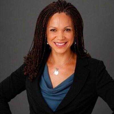 Melissa Perry-Harris, star of Melissa Perry-Harris on MSNBC