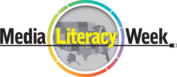 Media Literacy Week logo