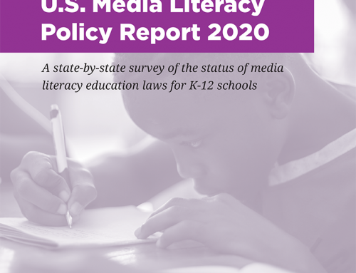U.S. Media Literacy Policy Report 2020