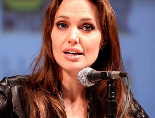Angelina Jolie takes media literacy education beyond the classroom