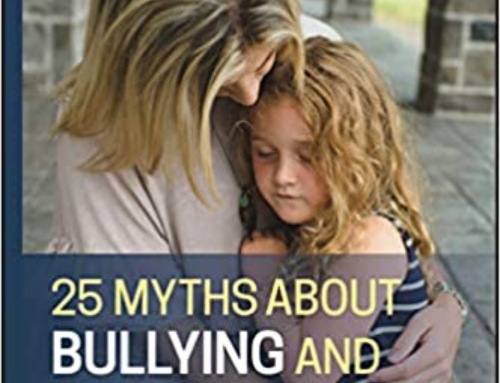 "Announcing new book by advisory board member: ""25 Myths about Bullying and Cyberbullying"""