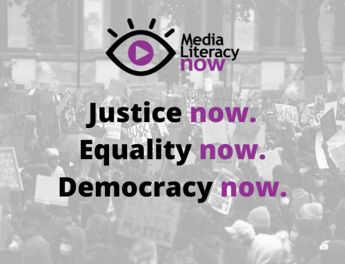 Media literacy education leads to advocacy for a changed media system